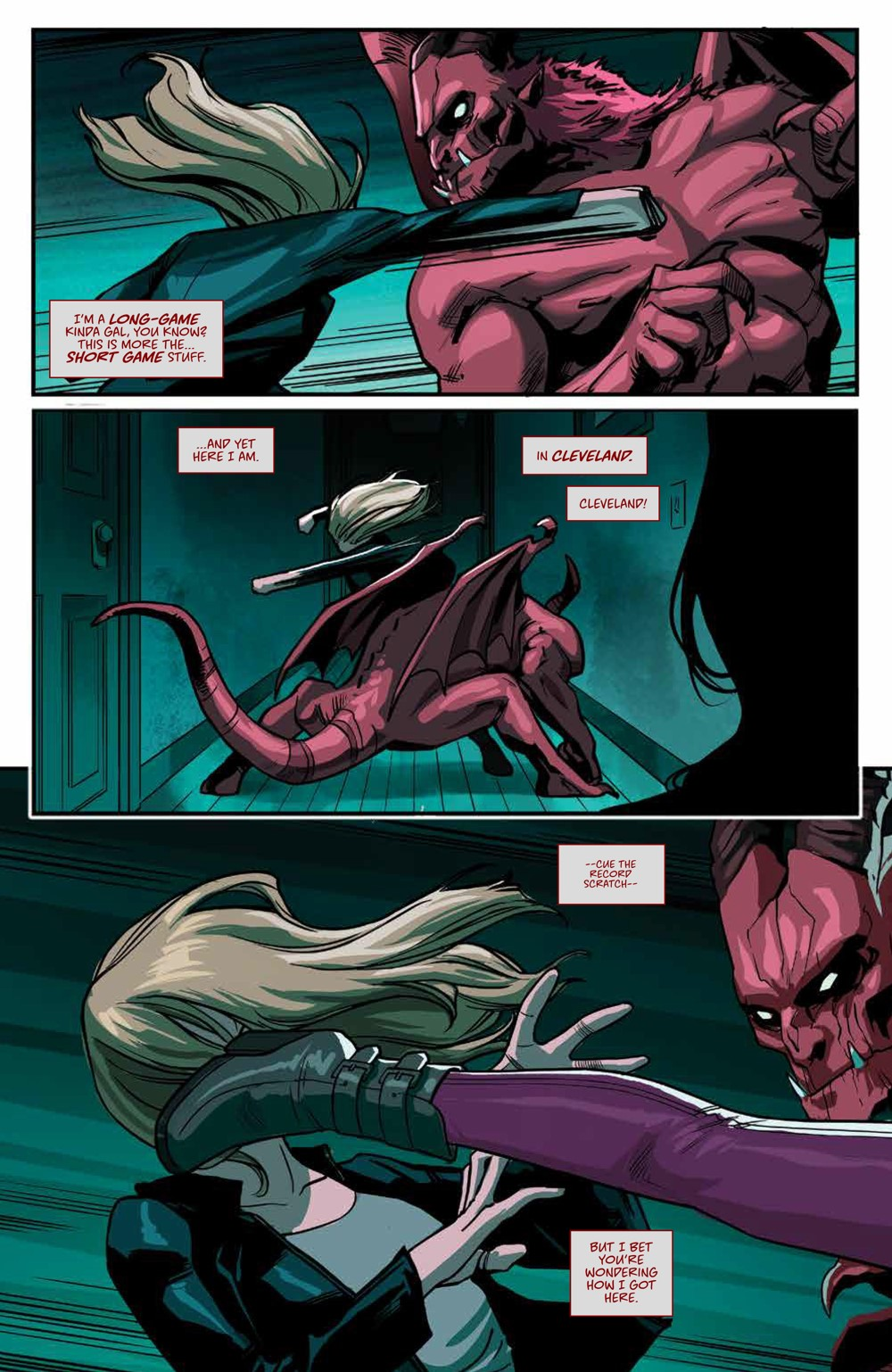 Buffy_v6_SC_PRESS_10 ComicList Previews: BUFFY THE VAMPIRE SLAYER VOLUME 6 SECRETS OF THE SLAYER TP