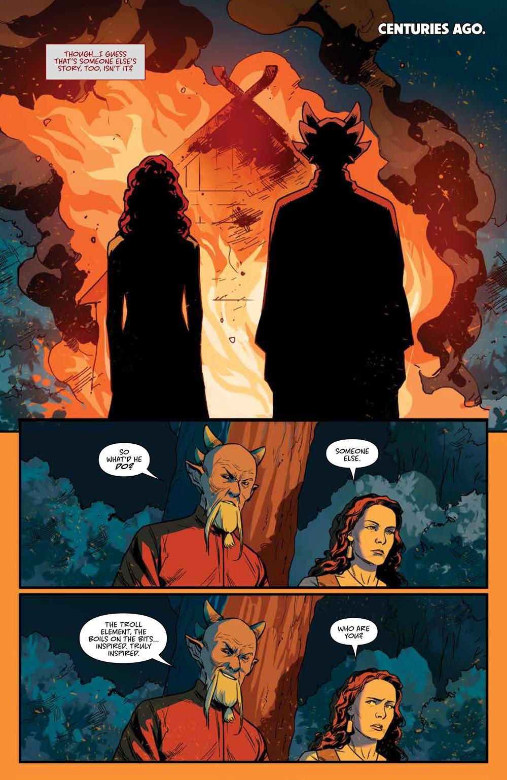 Buffy_v6_SC_PRESS_11 ComicList Previews: BUFFY THE VAMPIRE SLAYER VOLUME 6 SECRETS OF THE SLAYER TP