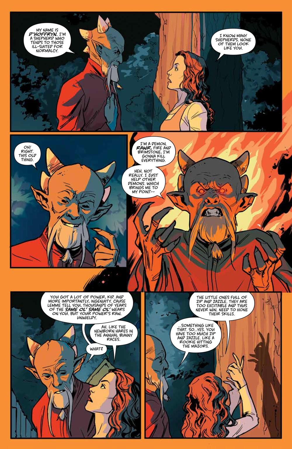 Buffy_v6_SC_PRESS_12 ComicList Previews: BUFFY THE VAMPIRE SLAYER VOLUME 6 SECRETS OF THE SLAYER TP