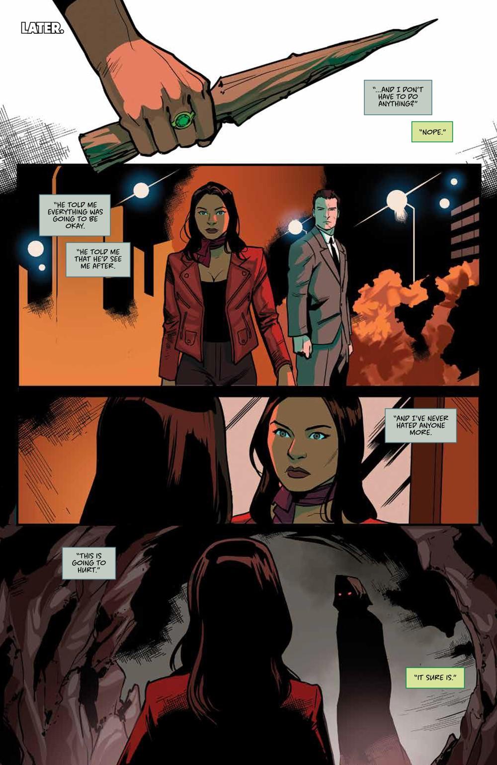 Buffy_v6_SC_PRESS_21 ComicList Previews: BUFFY THE VAMPIRE SLAYER VOLUME 6 SECRETS OF THE SLAYER TP
