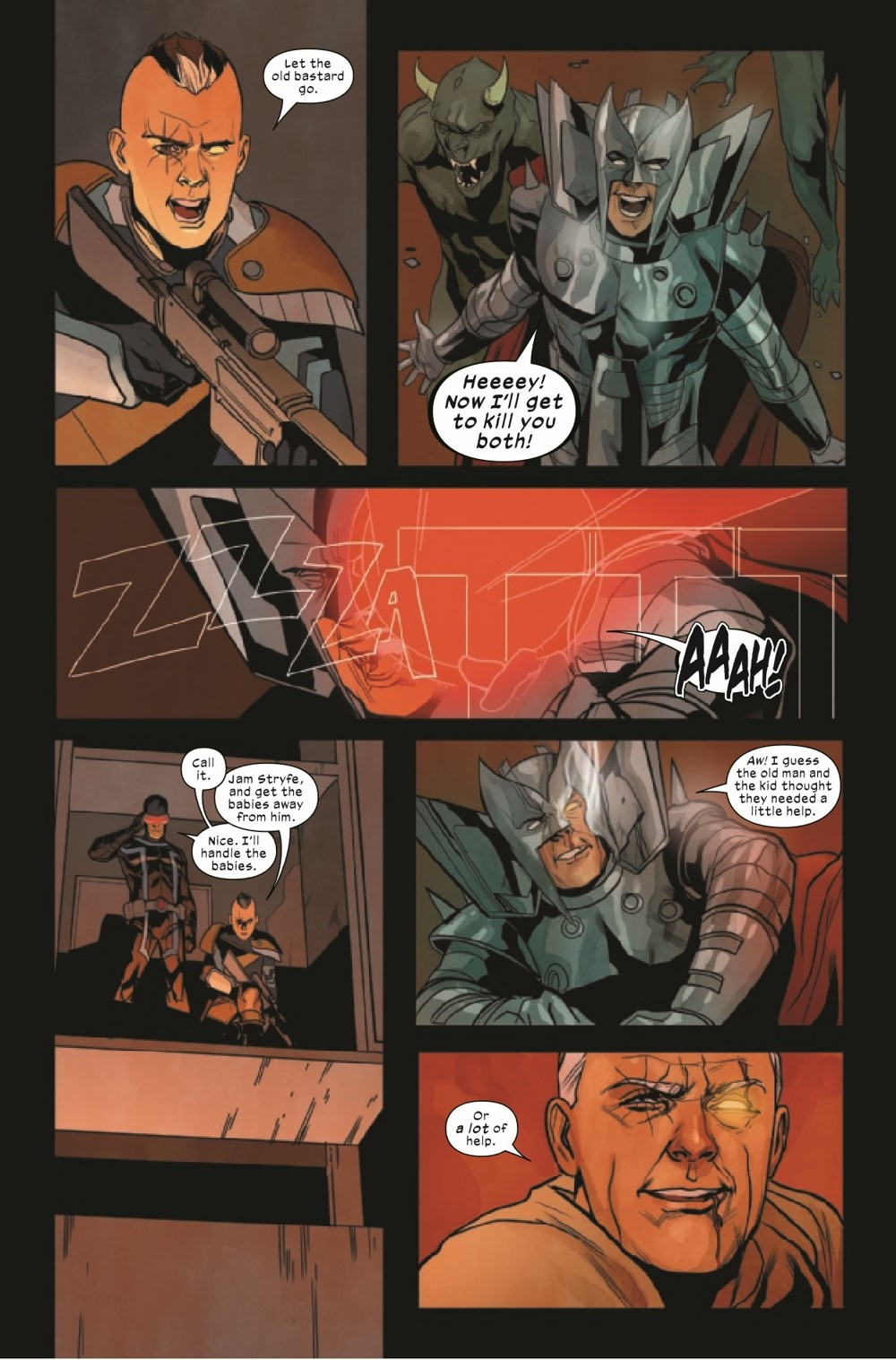 CABLE2020012_Preview-3 ComicList Previews: CABLE #12