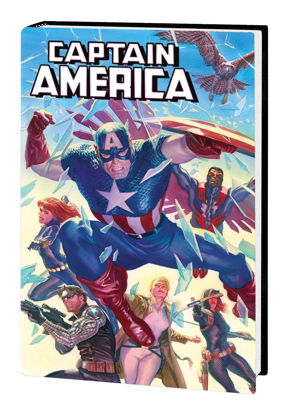 CAPTAM_VOL_2_HC Marvel Comics October 2021 Solicitations