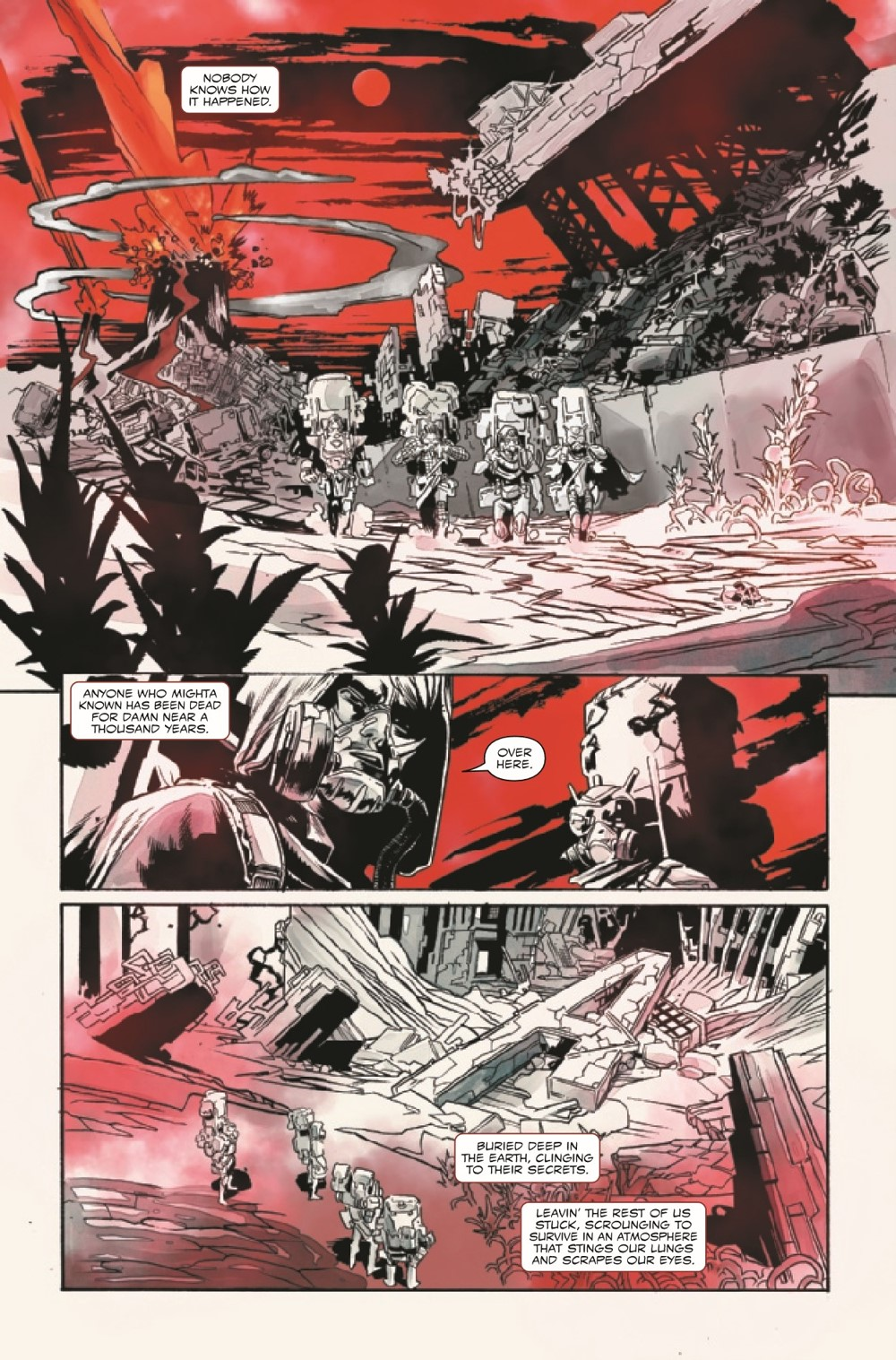 CARNBLKWHBL2021004_Preview-6 ComicList Previews: CARNAGE BLACK WHITE AND BLOOD #4 (OF 4)