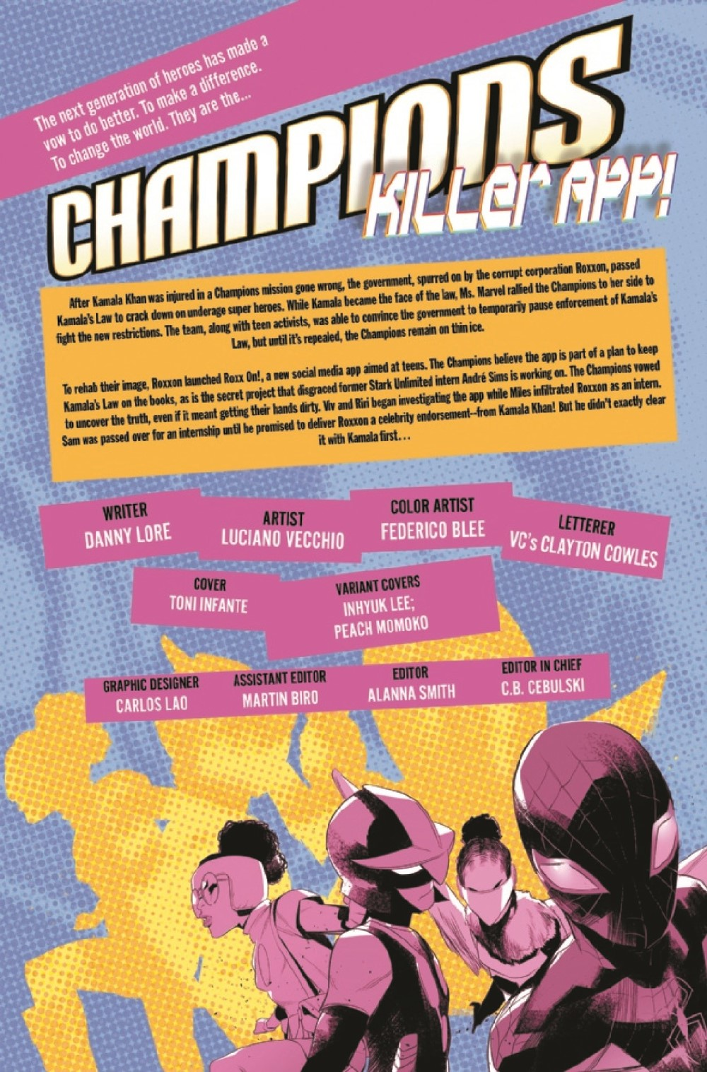 CHAMP2020008_Preview-2 ComicList Previews: CHAMPIONS #8