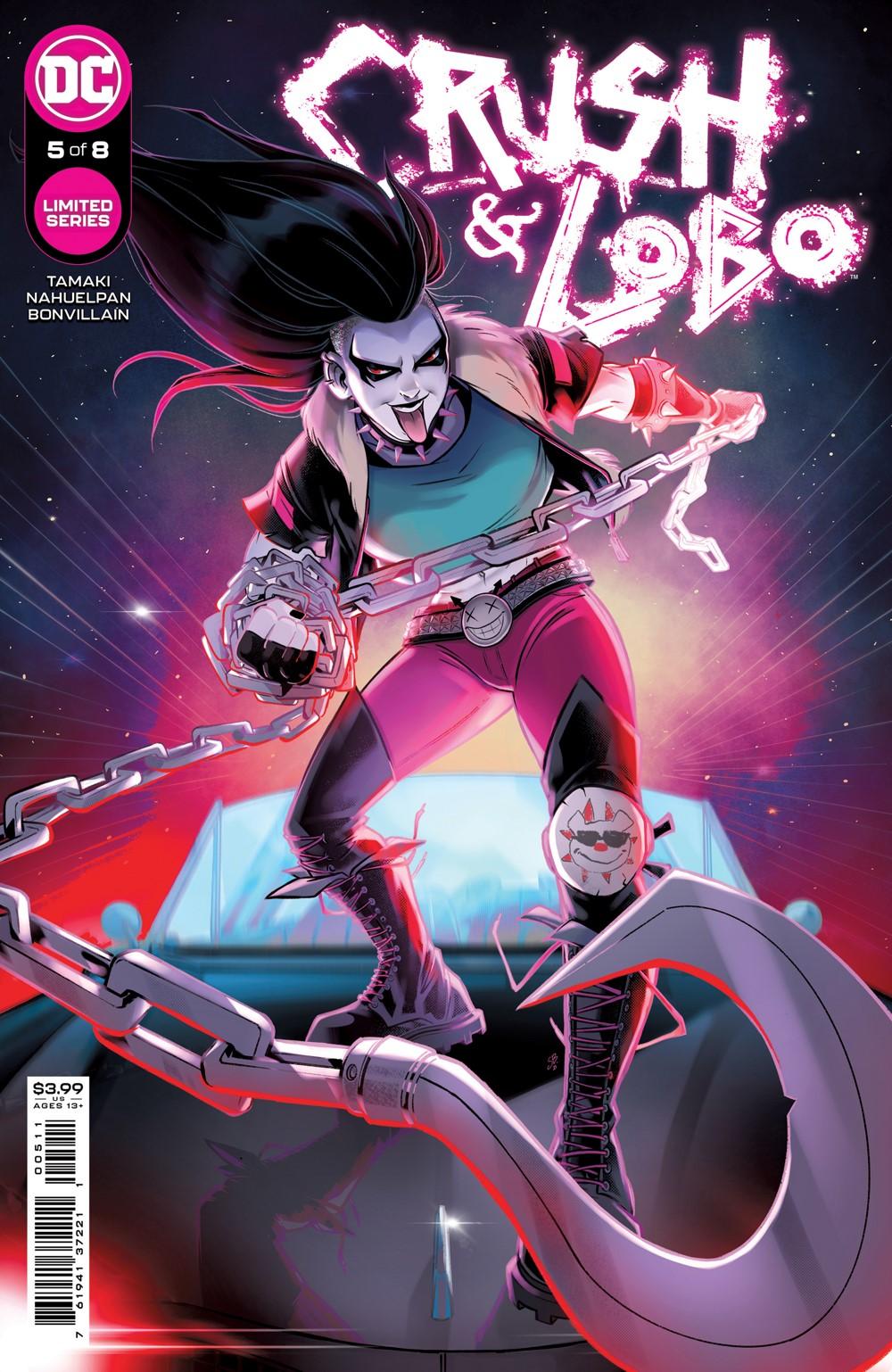 CandL_Cv5_00511 DC Comics October 2021 Solicitations