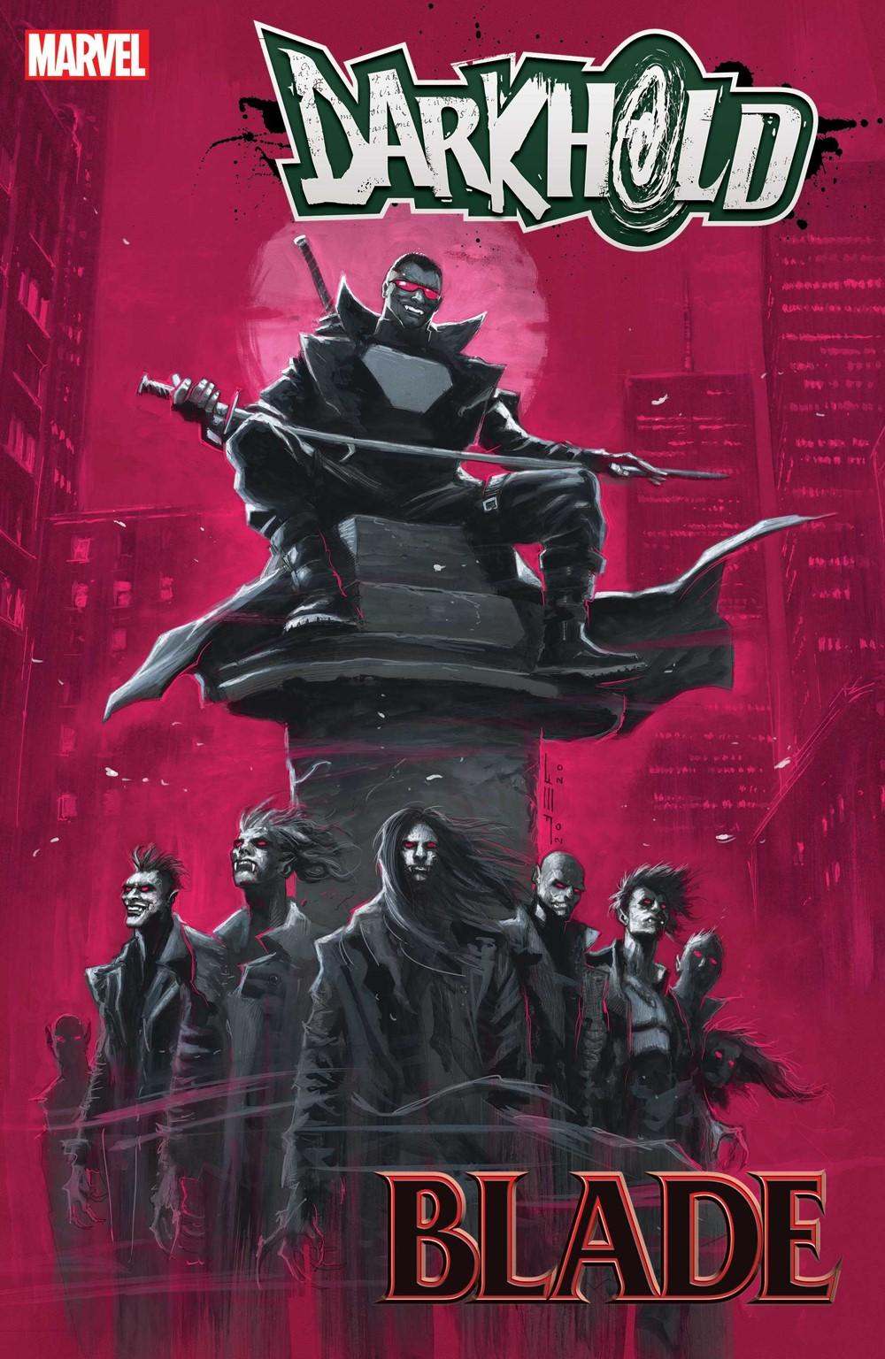 DARKHOLDBLADE2021001_cvr Marvel Comics October 2021 Solicitations
