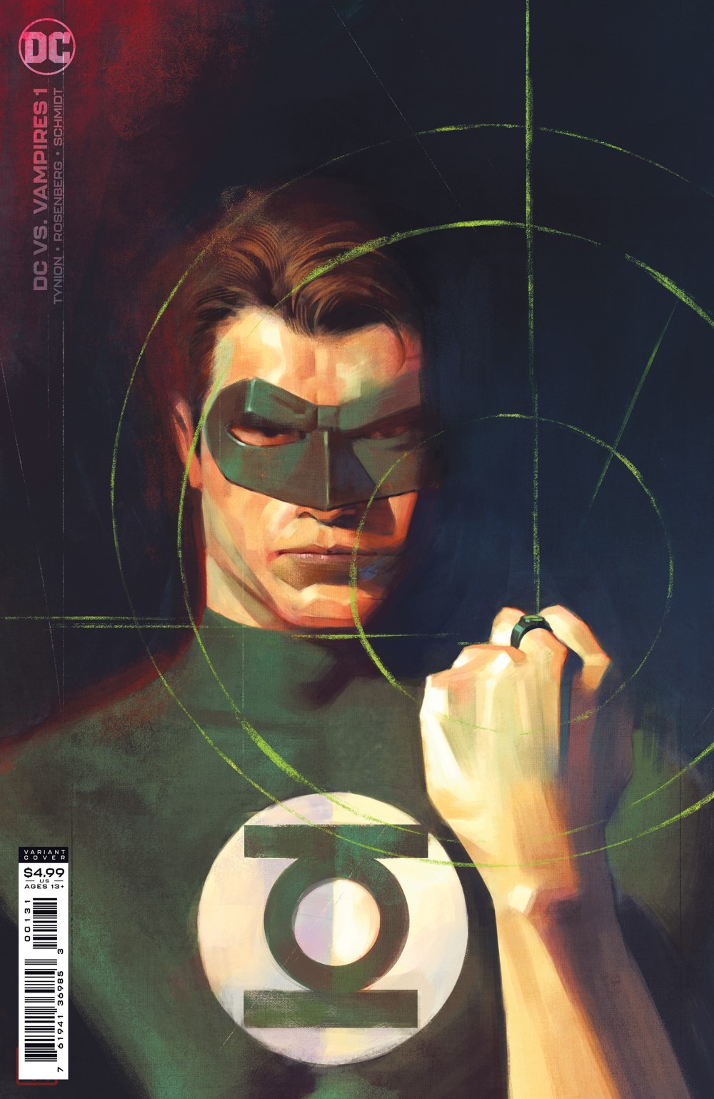 DCvV_Cv1_GLOWINTHEDARK_var_00131 DC Comics October 2021 Solicitations