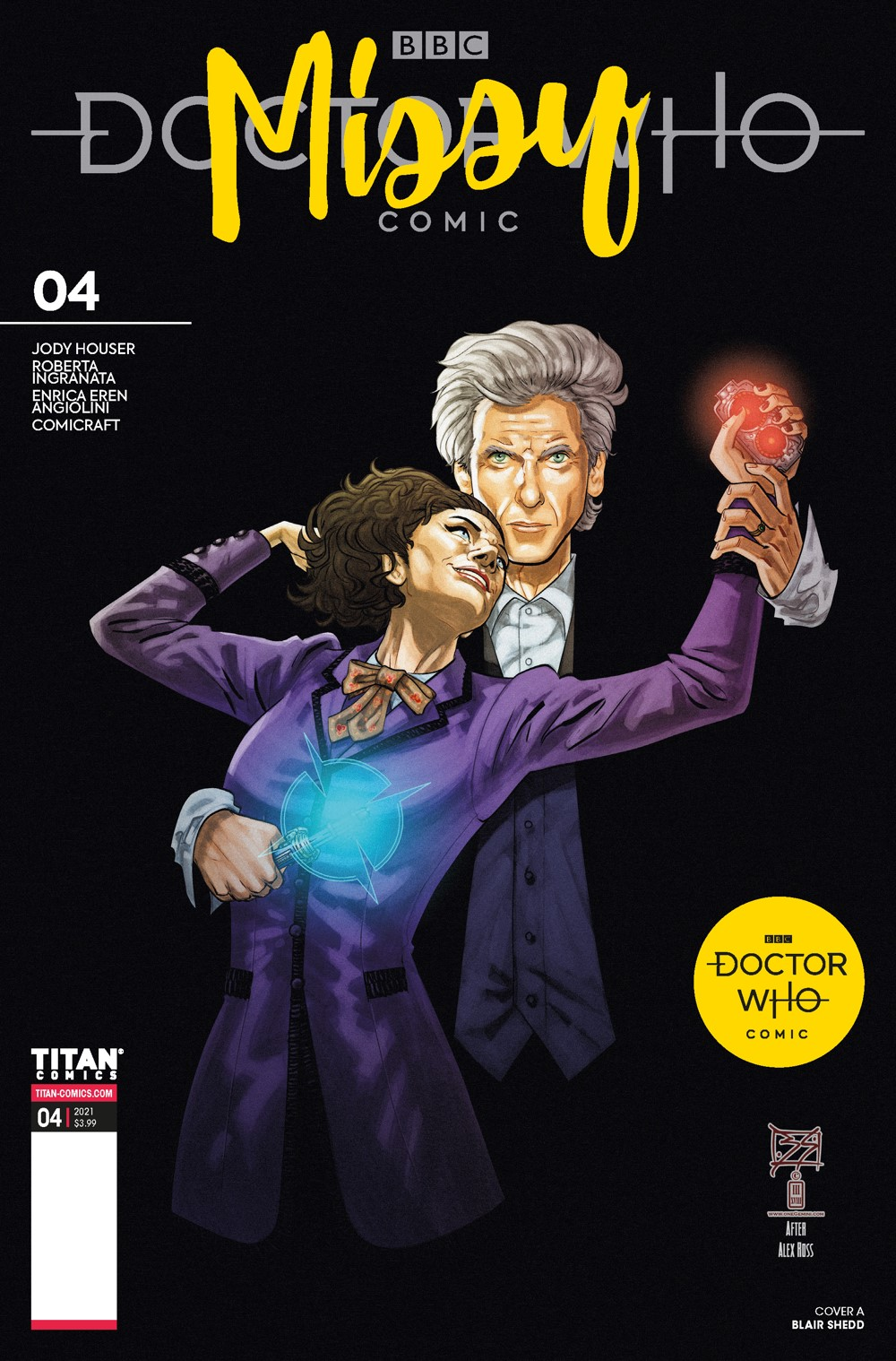 DW_Missy_4_01_COVER1 ComicList Previews: DOCTOR WHO MISSY #4