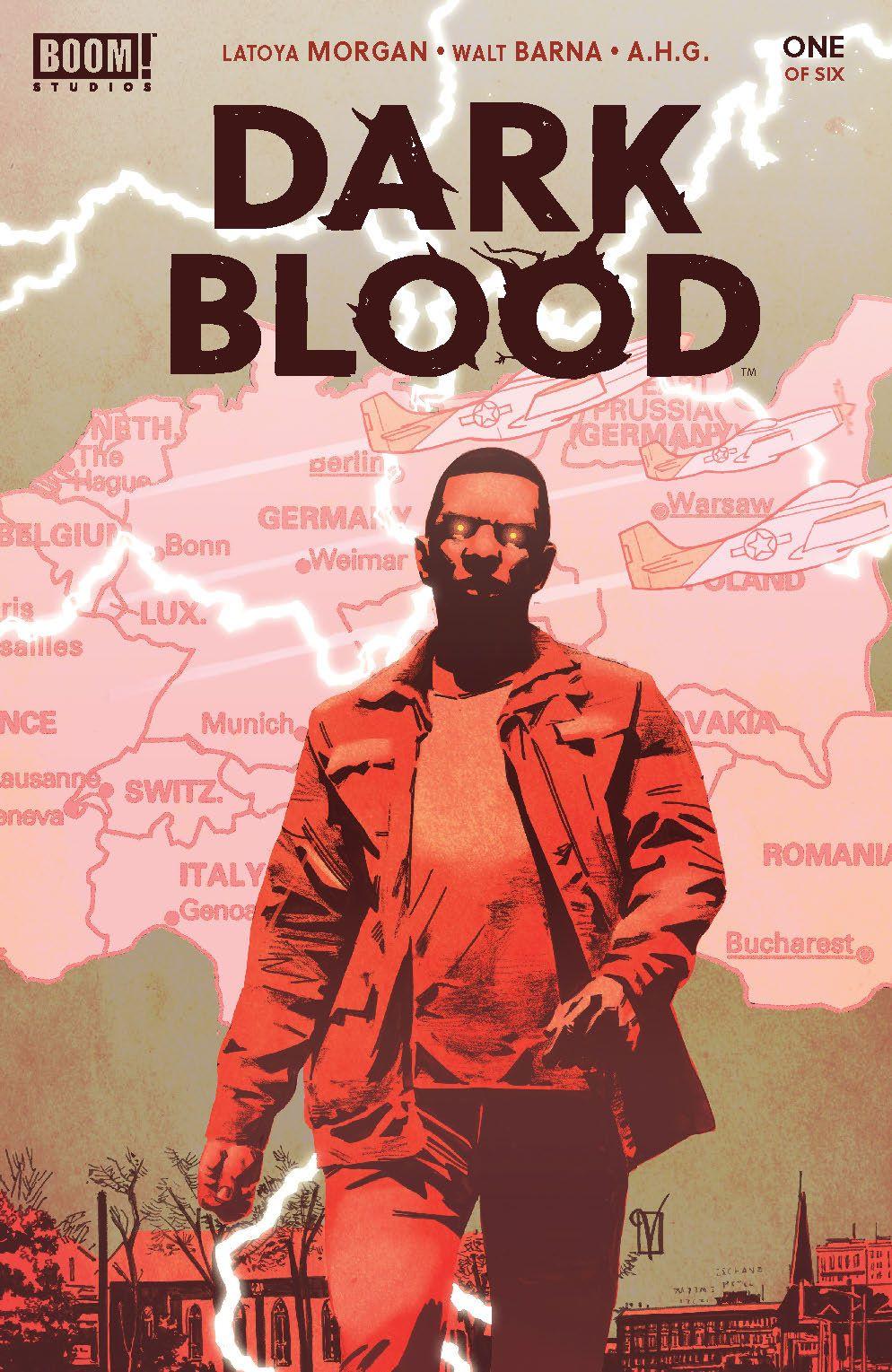 DarkBlood_001_Cover_A_Main ComicList Previews: DARK BLOOD #1 (OF 6)