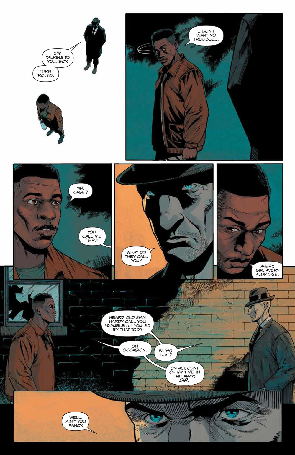 DarkBlood_001_PRESS_8 ComicList Previews: DARK BLOOD #1 (OF 6)