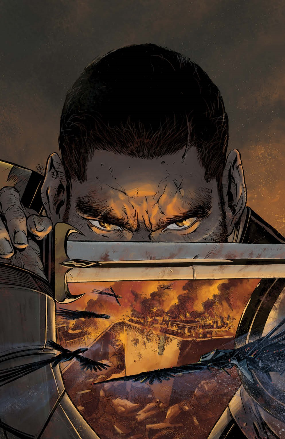 Dune_BloodSardaukar_001_Cover_D_Variant_Undressed ComicList Previews: DUNE BLOOD OF THE SARDAUKAR #1