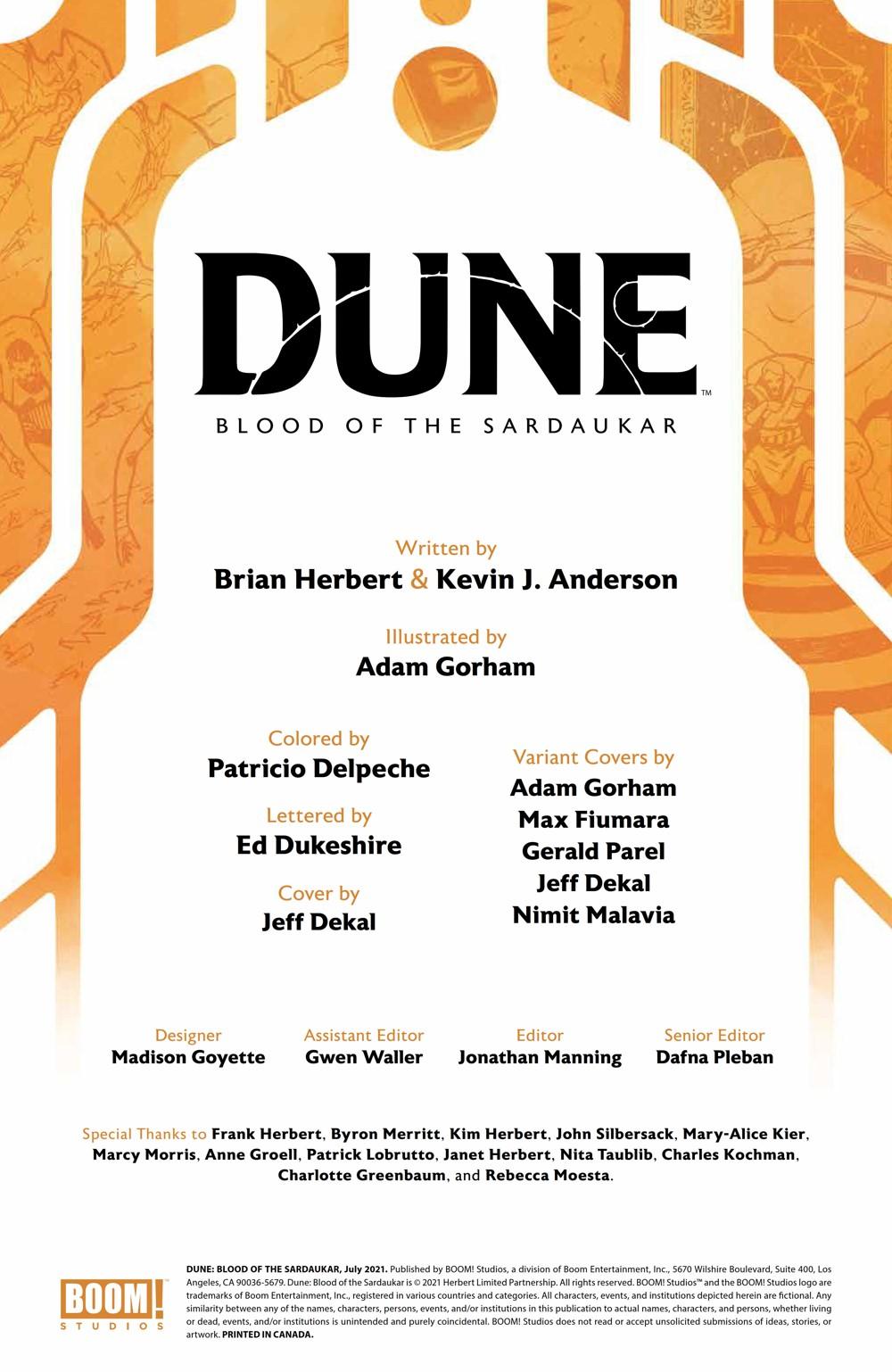 Dune_BloodSardaukar_001_PRESS_2 ComicList Previews: DUNE BLOOD OF THE SARDAUKAR #1