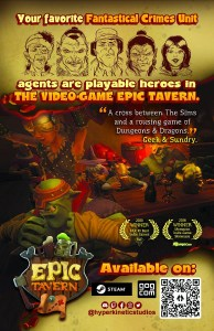 EPIC-TAVERN-194x300 EPIC TAVERN to be adapted by Scout Comics