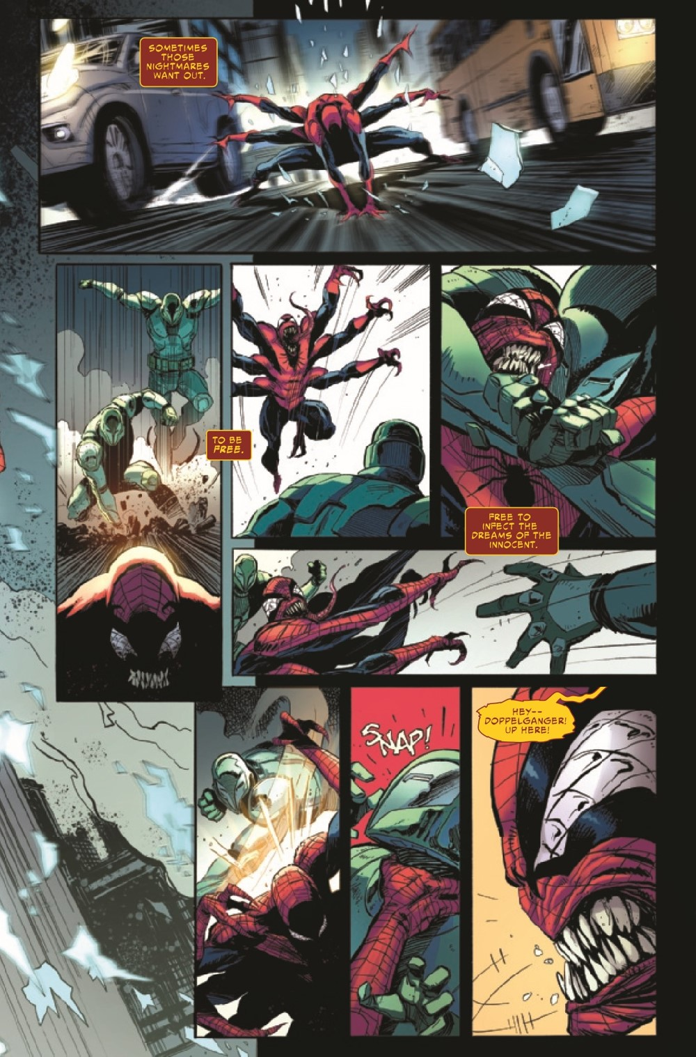 EXTCARNSC2021001_Preview-5 ComicList Previews: EXTREME CARNAGE SCREAM #1