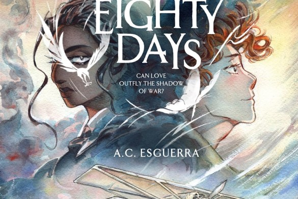 EightyDays_Cover_Main_PROMO-3 Yet Another Look at EIGHTY DAYS from BOOM! Studios