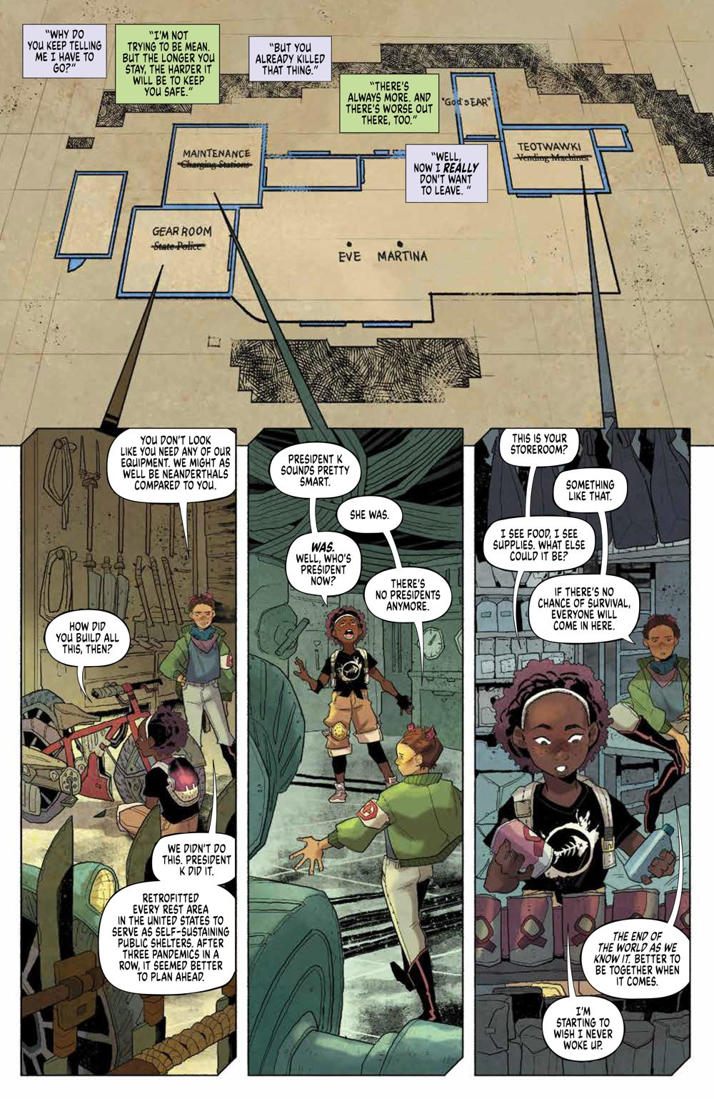 Eve_003_PRESS_6 ComicList Previews: EVE #3 (OF 5)