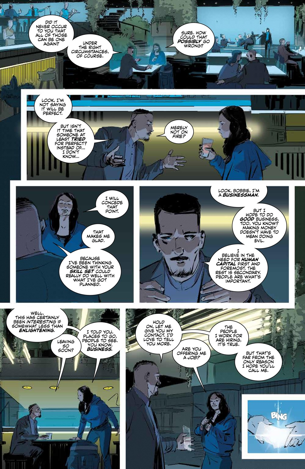 Expanse_SC_PRESS_17 ComicList Previews: THE EXPANSE TP