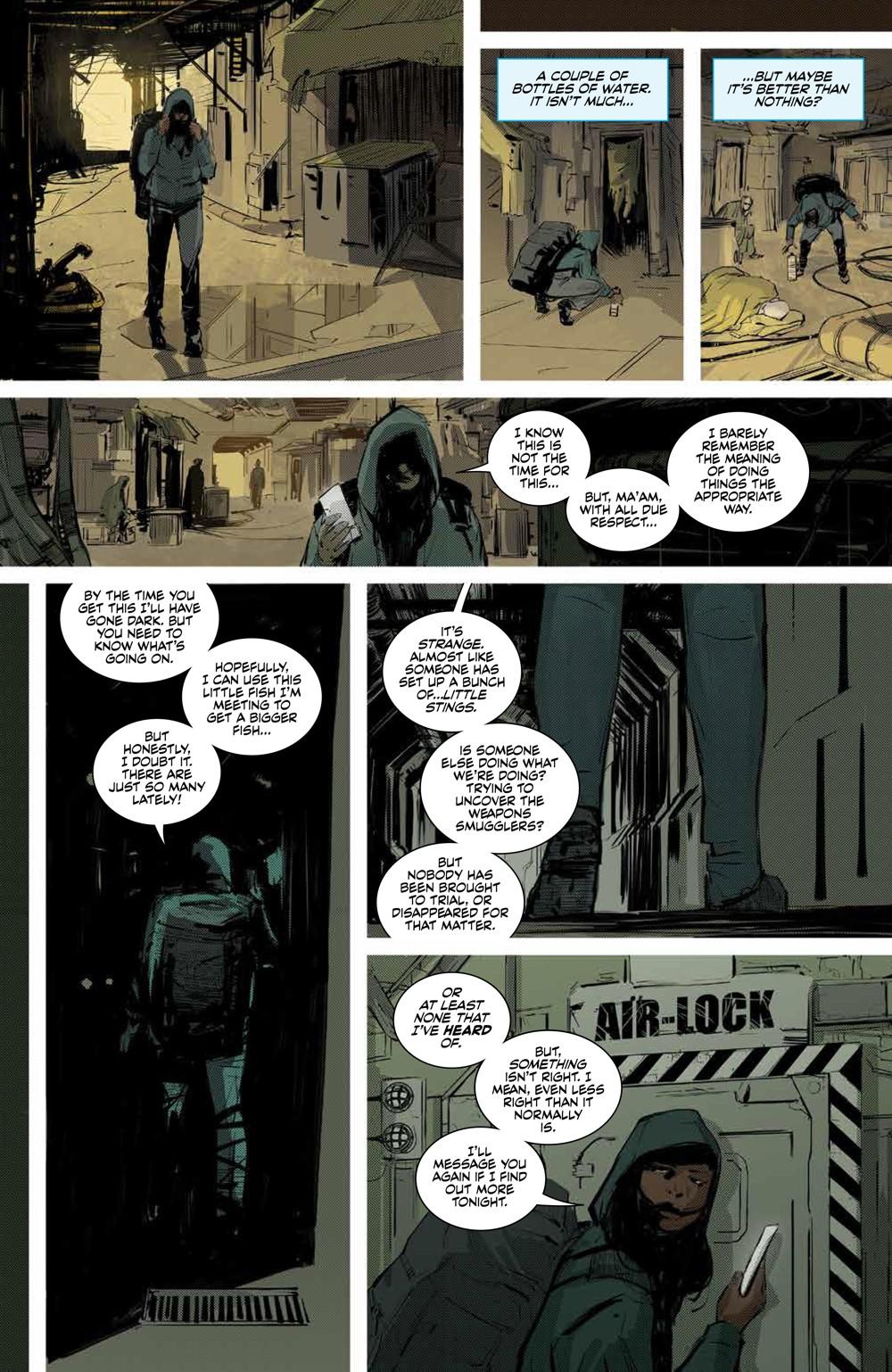 Expanse_SC_PRESS_20 ComicList Previews: THE EXPANSE TP
