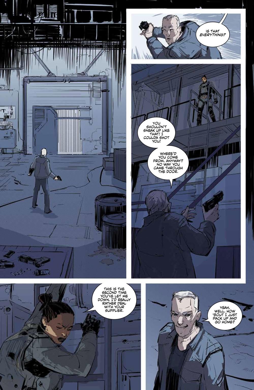 Expanse_SC_PRESS_23 ComicList Previews: THE EXPANSE TP