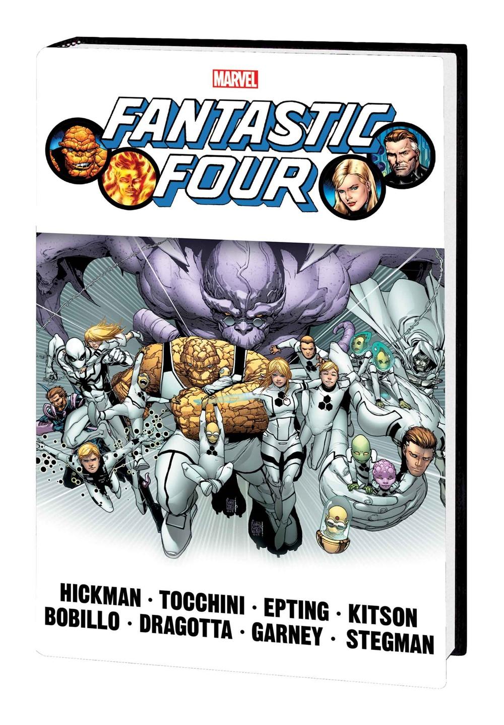 FFJHOMNI_V2_VAR_HC Marvel Comics October 2021 Solicitations