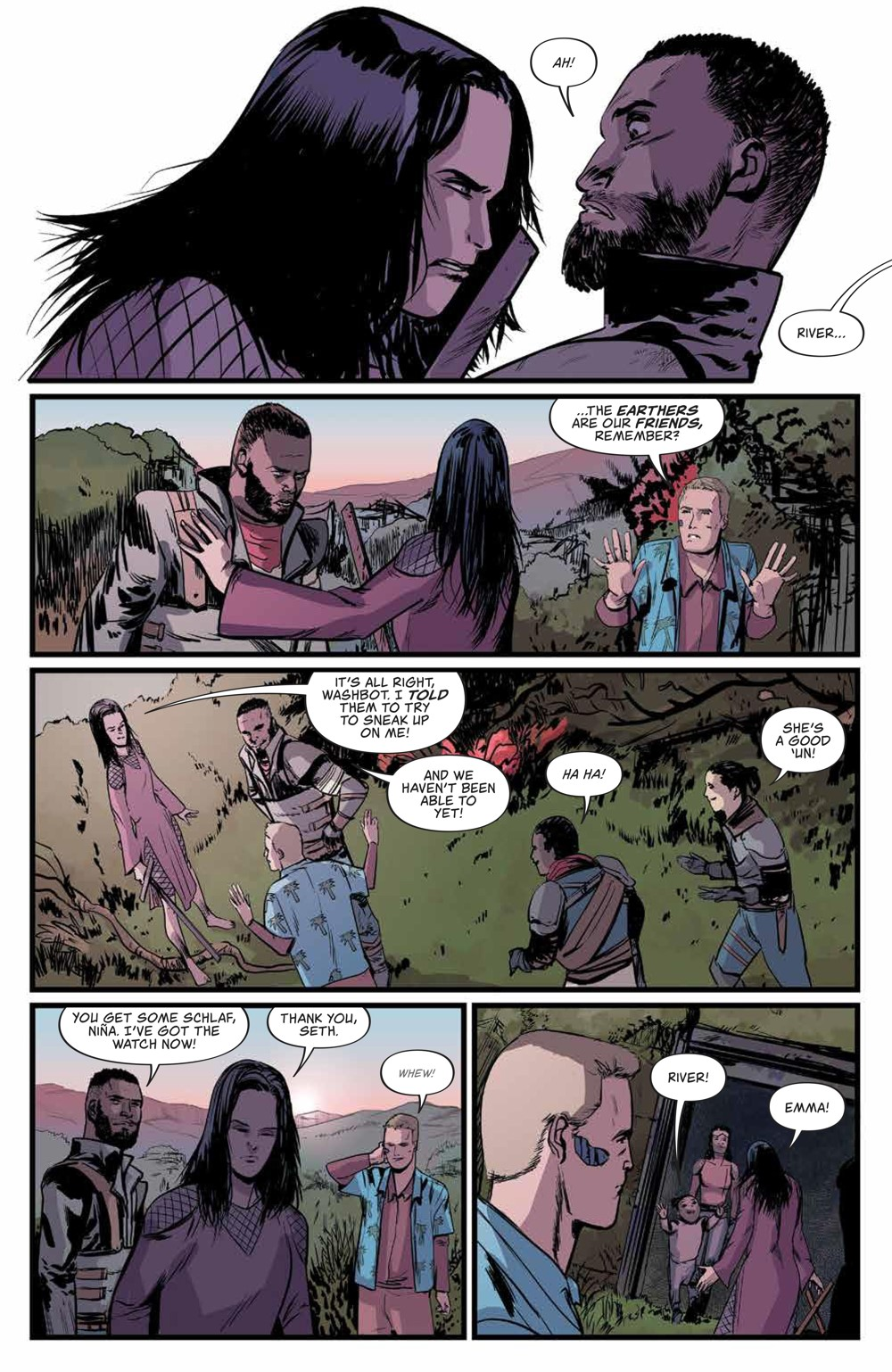 Firefly_031_PRESS_6 ComicList Previews: FIREFLY #31