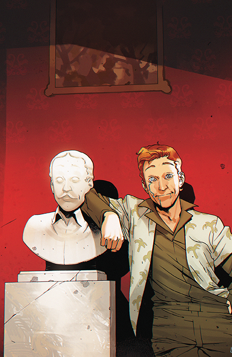 Firefly_034_Cover_A_Main BOOM! Studios October 2021 Solicitations