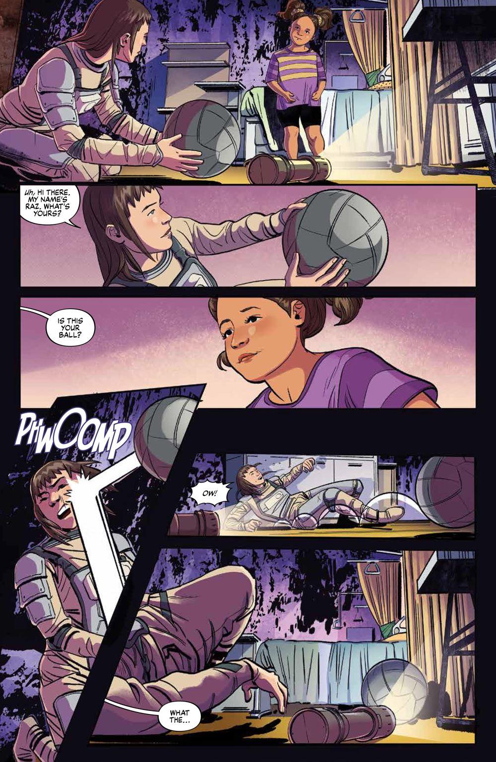 Firefly_BrandNewVerse_005_PRESS_6 ComicList Previews: FIREFLY BRAND NEW 'VERSE #5 (OF 6)
