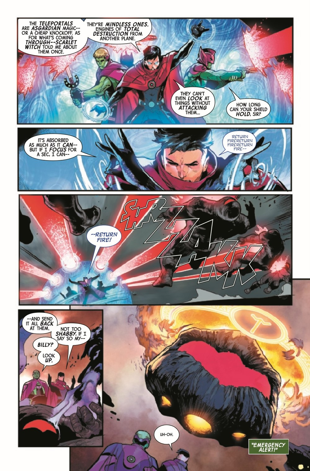 GARGAL2020016_Preview-5 ComicList Previews: GUARDIANS OF THE GALAXY #16