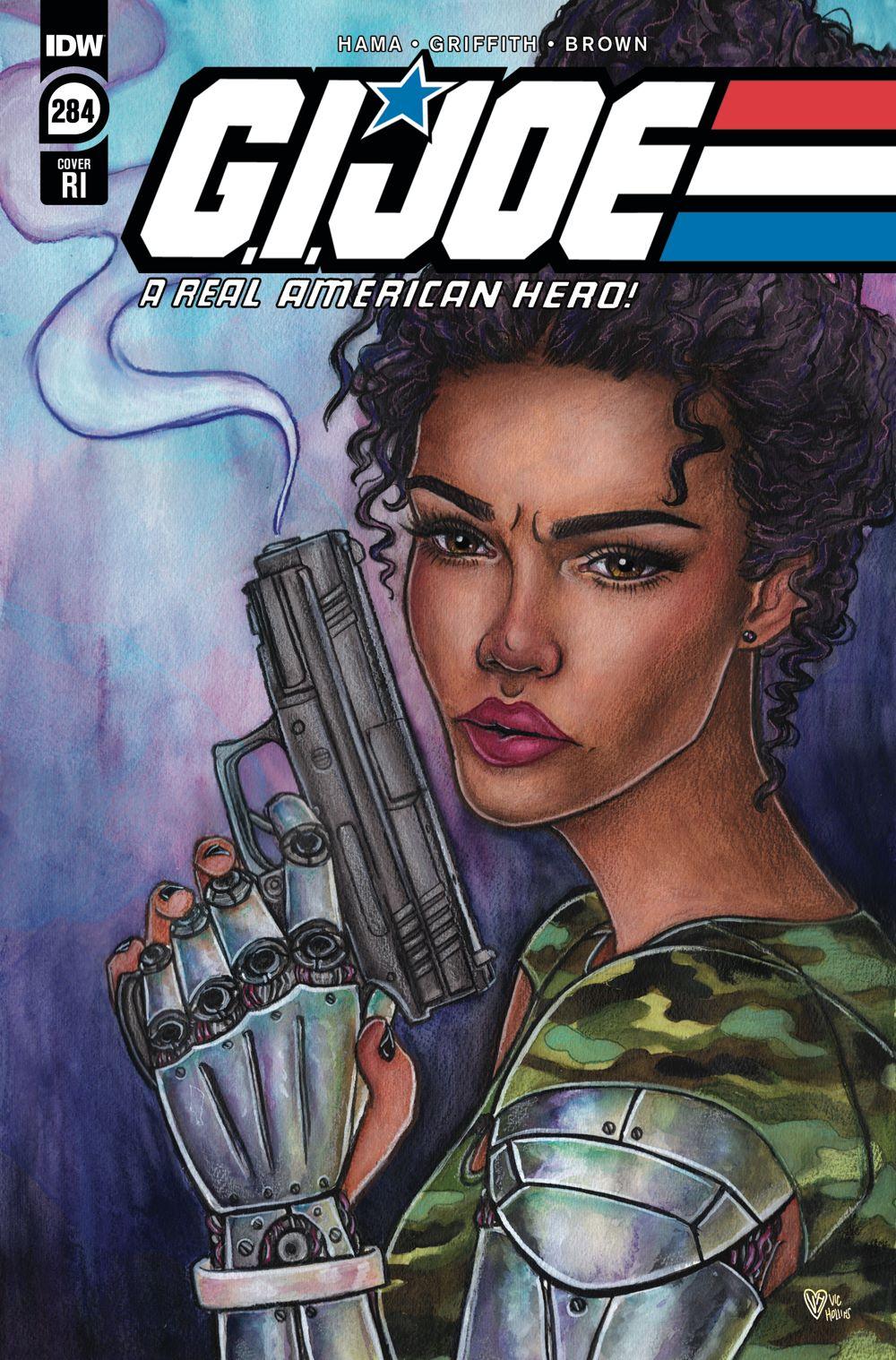 GIJoeRAH284-coverRI ComicList Previews: G.I. JOE A REAL AMERICAN HERO #284