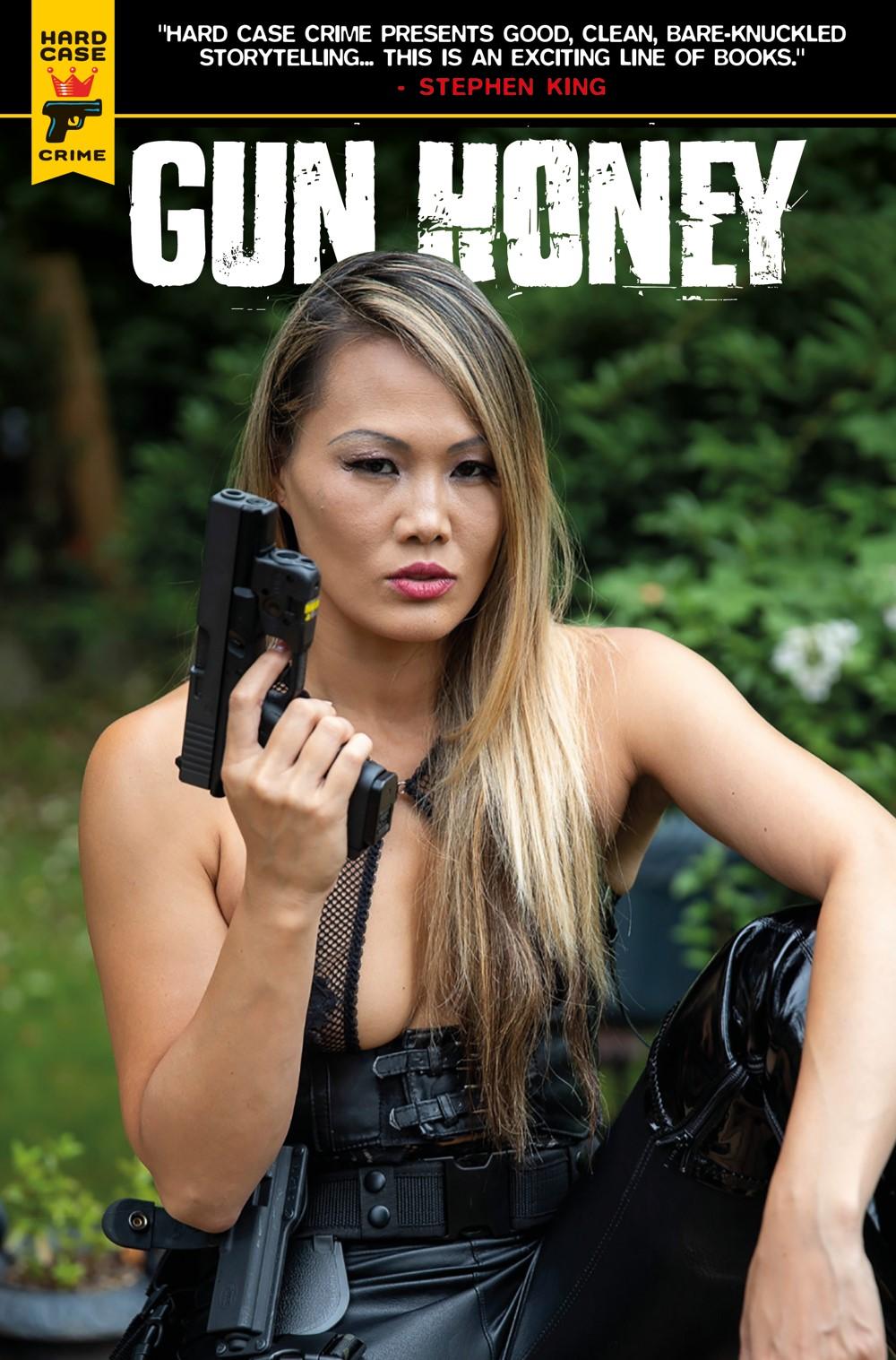 GUN-HONEY-2-CVR-D-PHOTO Titan Comics October 2021 Solicitations