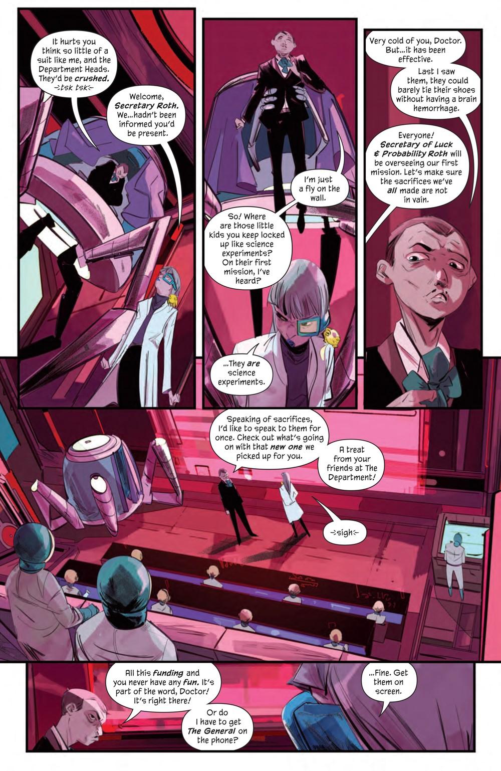 GoodLuck_002_PRESS_4 ComicList Previews: GOOD LUCK #2 (OF 5)