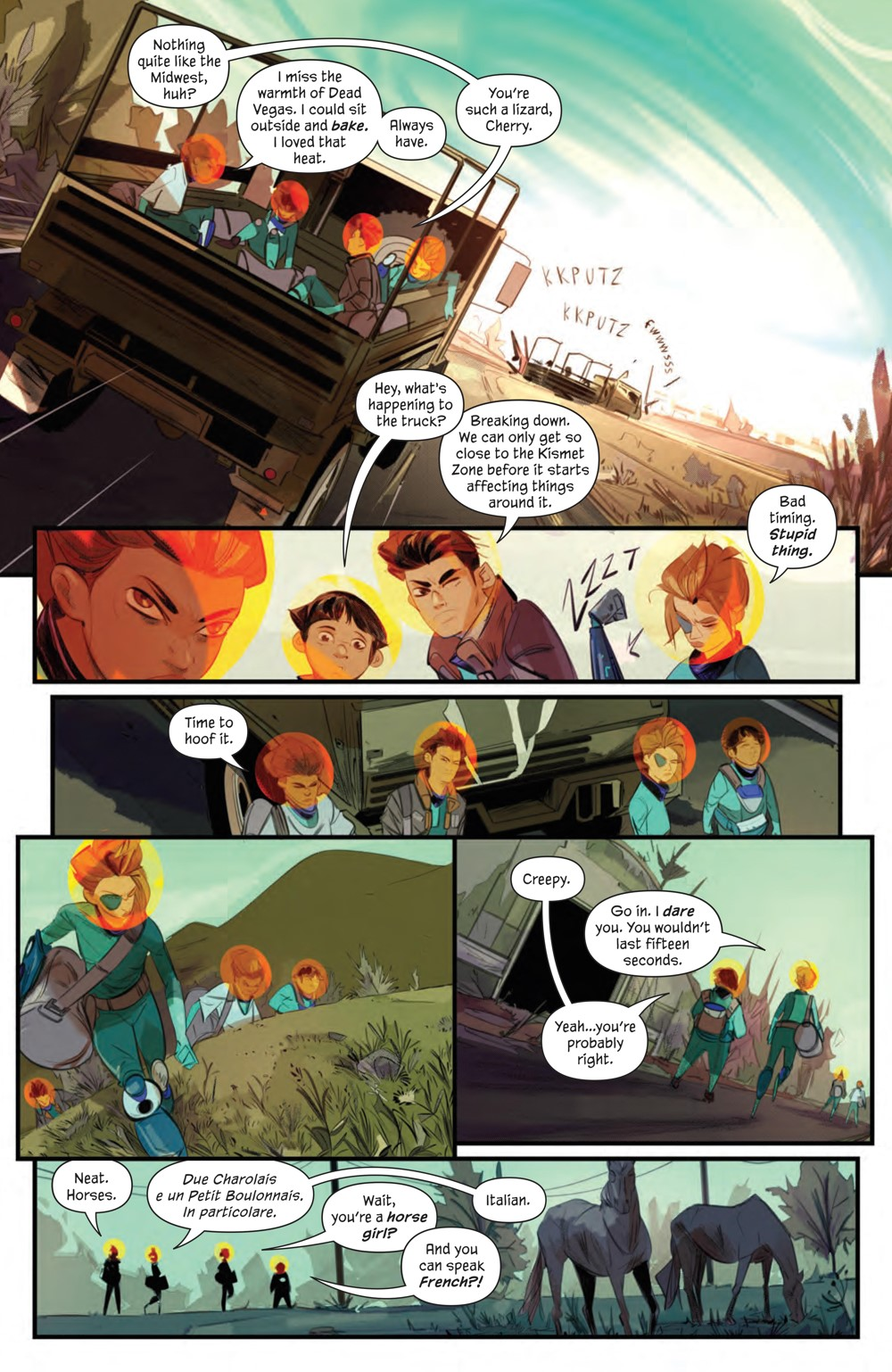 GoodLuck_002_PRESS_6 ComicList Previews: GOOD LUCK #2 (OF 5)