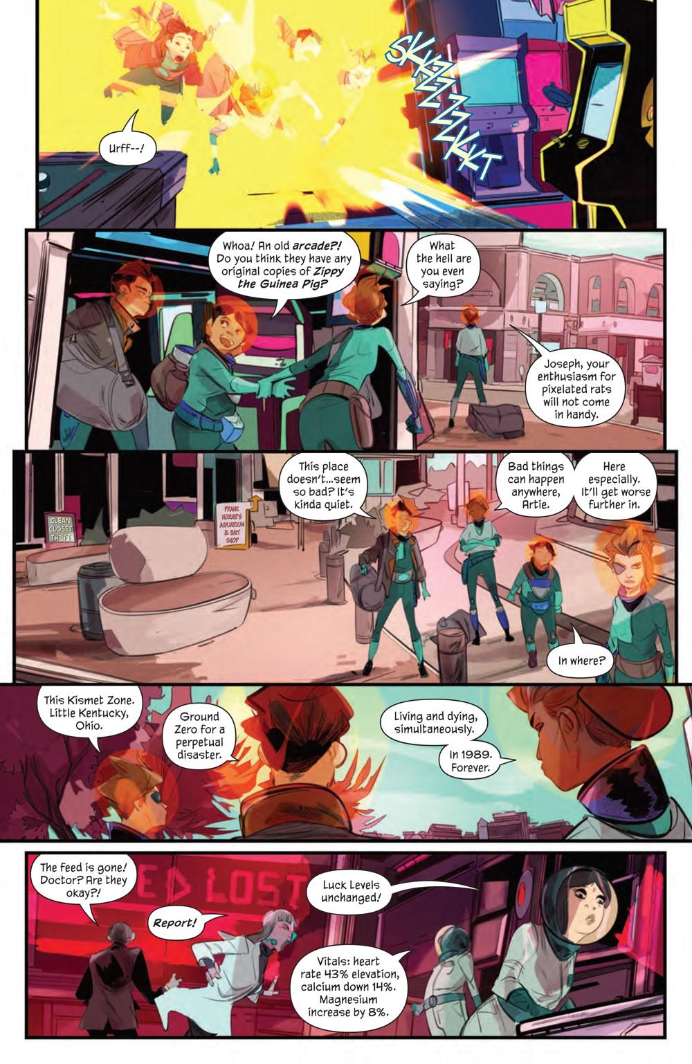 GoodLuck_002_PRESS_8 ComicList Previews: GOOD LUCK #2 (OF 5)