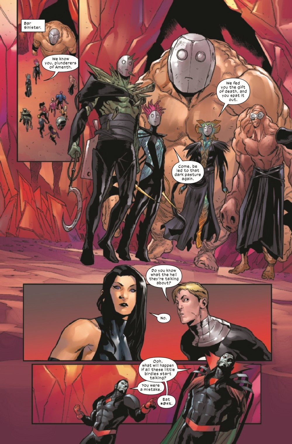 HELLIONS2020014_Preview-2 ComicList Previews: HELLIONS #14
