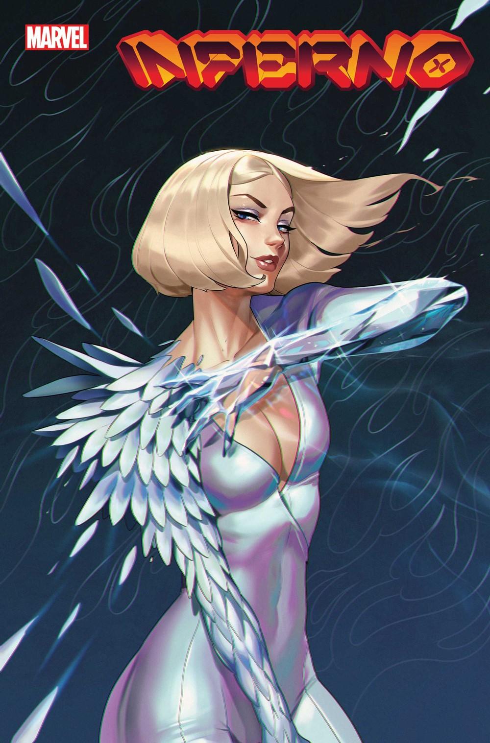 INFERNO2021002_Vega Marvel Comics October 2021 Solicitations