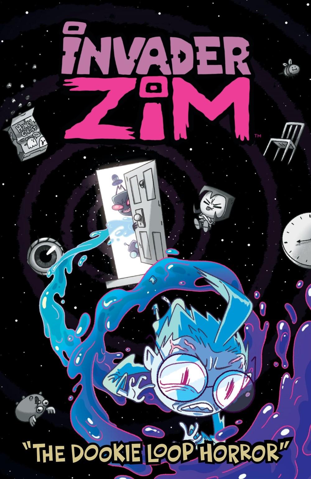 INVADERZIM-DOOKIE-LOOP-HORROR-MARKETING-04 ComicList Previews: INVADER ZIM THE DOOKIE LOOP HORROR #1