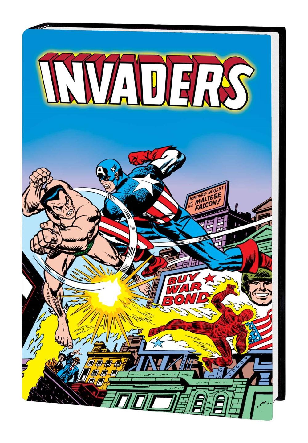 INVOMNIV1HC_COV1_VARA_col Marvel Comics October 2021 Solicitations