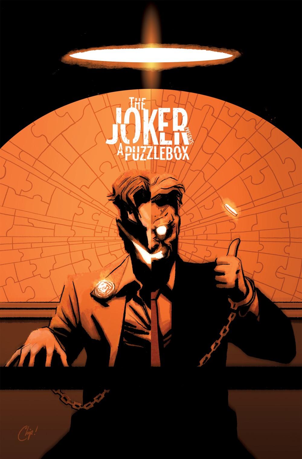 JOKERPuzzlebox3-cmyk DC Comics October 2021 Solicitations