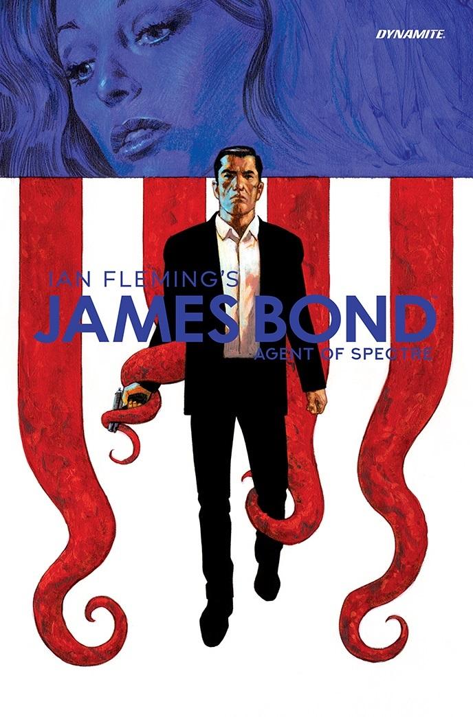 James-Bond-SpectreHC Dynamite Entertainment October 2021 Solicitations