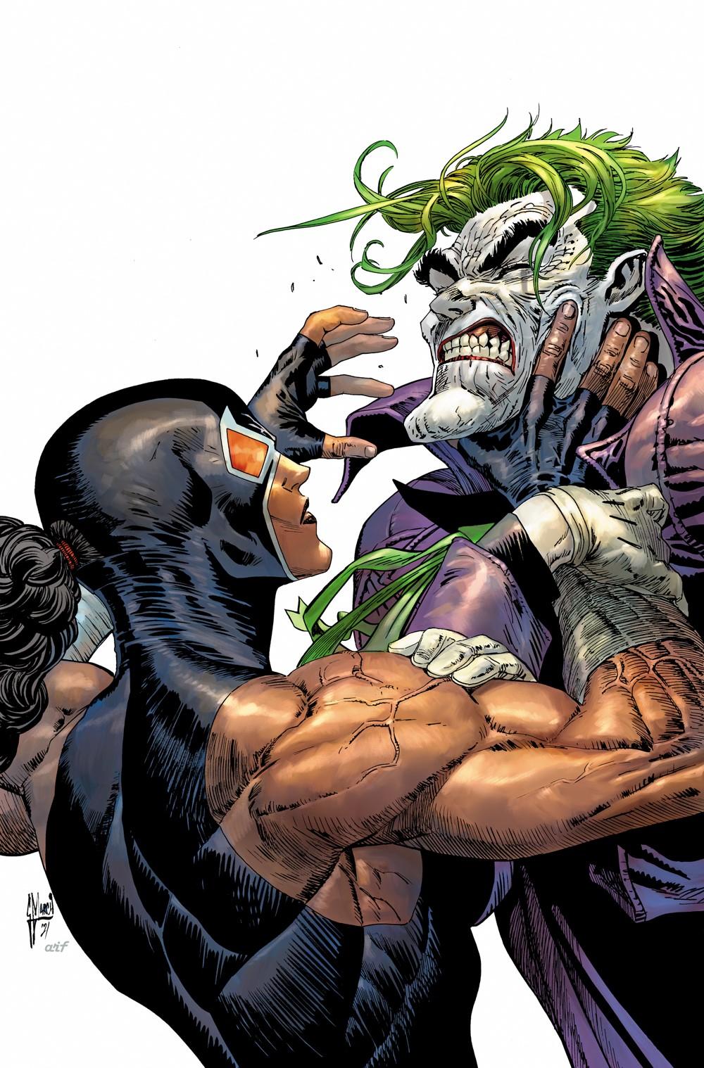 Joker8_Main_Cover DC Comics October 2021 Solicitations