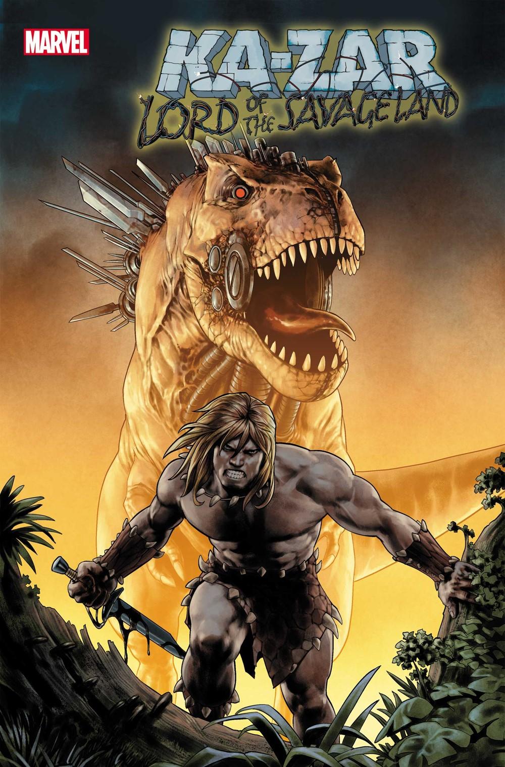 KAZARLOSL2021002_cvr Marvel Comics October 2021 Solicitations