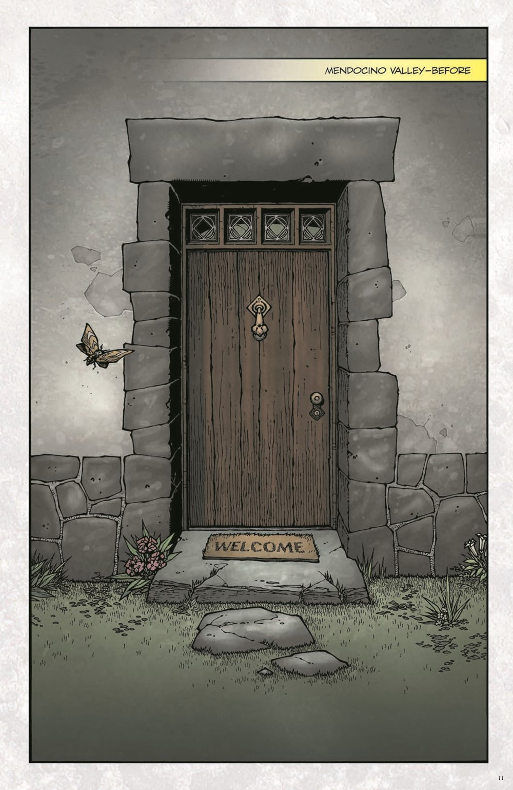 LnK-KeyhouseCompendium-pr-5 ComicList Previews: LOCKE AND KEY KEYHOUSE COMPENDIUM HARDCOVER COLLECTION