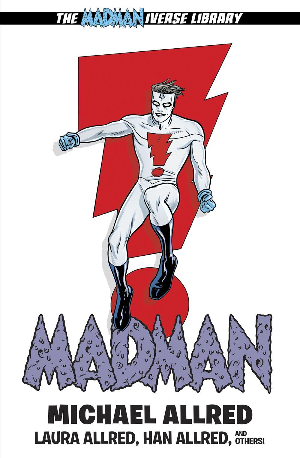 MADLV2_CVR_4x6_SOL Dark Horse Comics October 2021 Solicitations