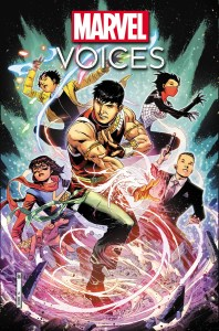 MARVOICES_Identity_cover-198x300 MARVEL'S VOICES: IDENTITY #1 covers to feature Asian super heroes