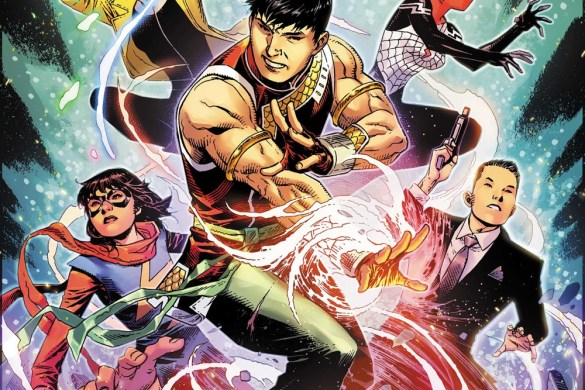 MARVOICES_Identity_cover MARVEL'S VOICES: IDENTITY #1 covers to feature Asian super heroes