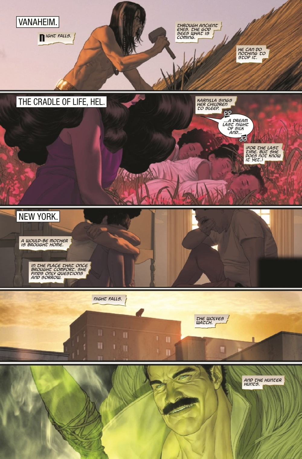 MIGHTYVALKYRIES2021004_Preview-3 ComicList Previews: MIGHTY VALKYRIES #4 (OF 5)
