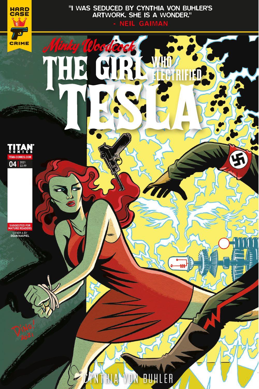 MINKY_WOODCOCK_ARC2_4_COVER_1 ComicList Previews: MINKY WOODCOCK THE GIRL WHO ELECTRIFIED TESLA #4