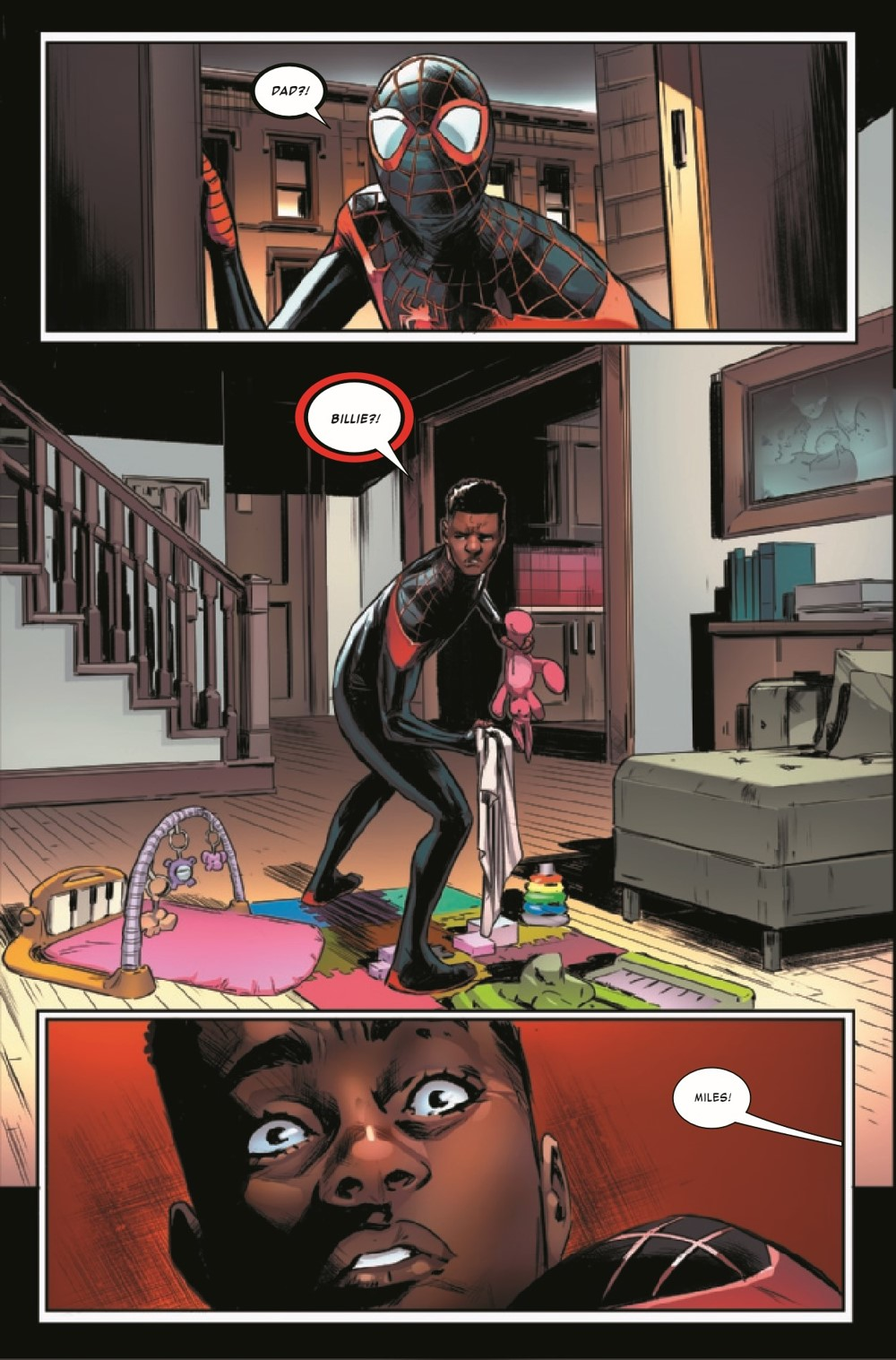 MMSM2018028_Preview-3 ComicList Previews: MILES MORALES SPIDER-MAN #28