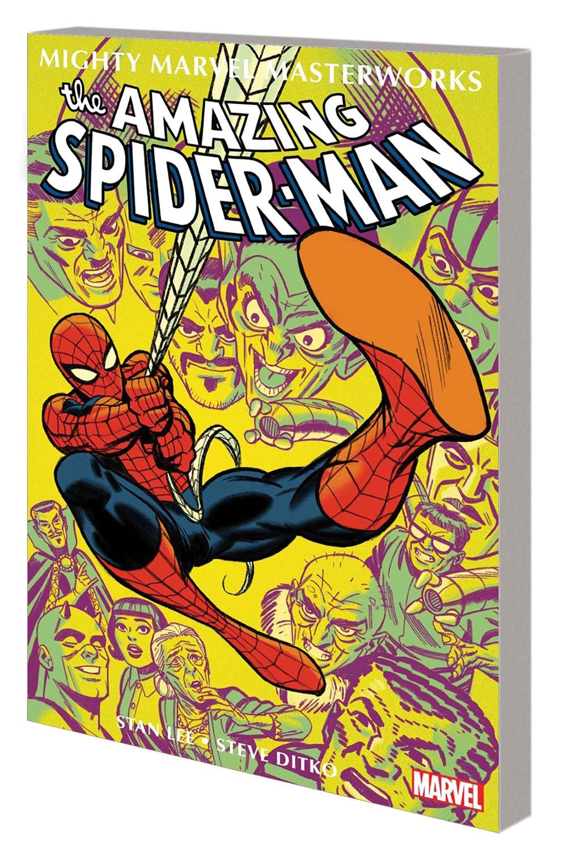 MM_ASM002_GN_TPB_CHO Marvel Comics October 2021 Solicitations