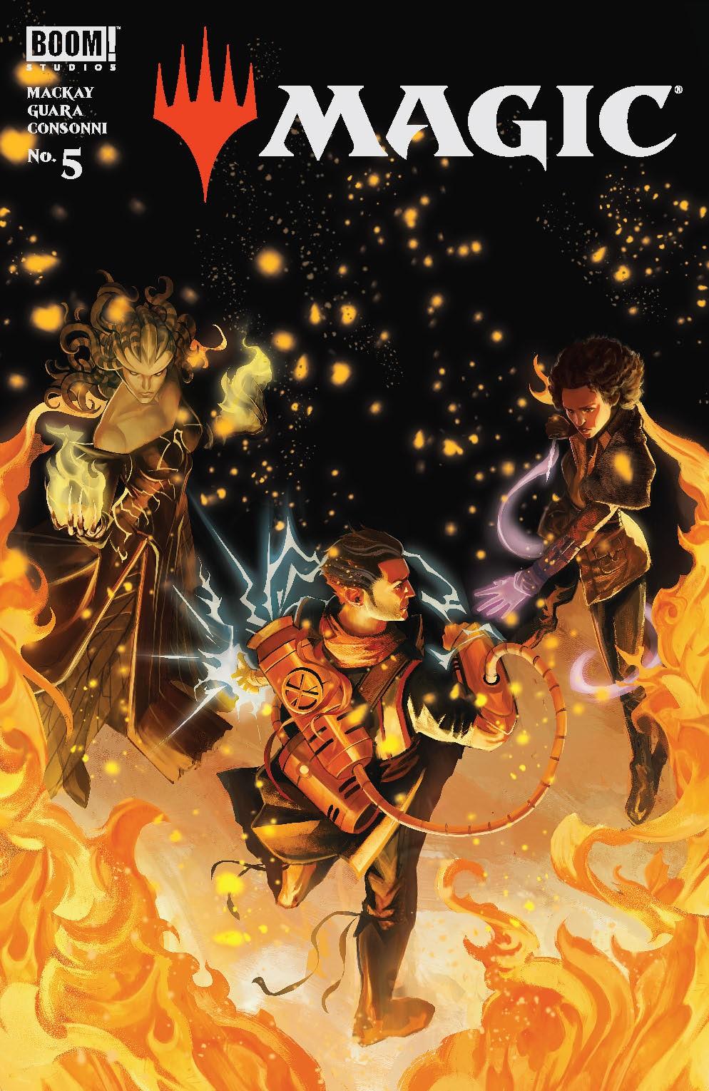 Magic_005_Cover_A_Main ComicList Previews: MAGIC #5